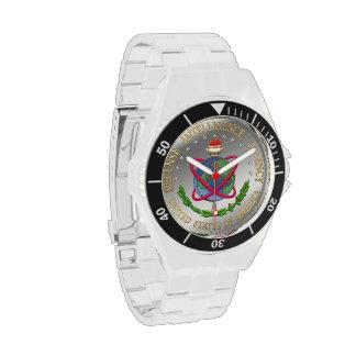 [400] Agencia de Inteligencia para la Defensa: Spe Reloj