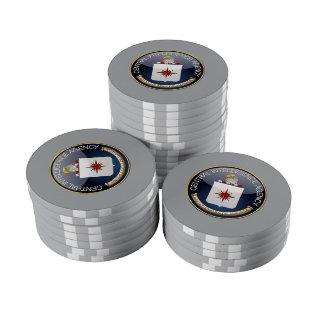 [400] Edición especial de la Cia Fichas De Póquer