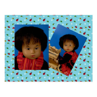 40225 Sasha bebé Like tarjeta postal
