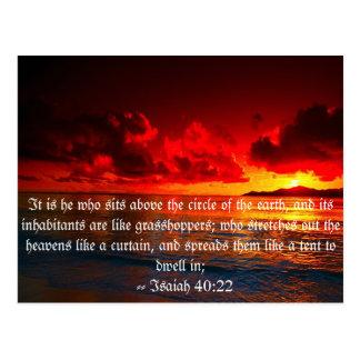 40:22 de Isaías Postal