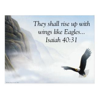 40:31 de Isaías Postal