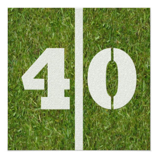 40.o Invitación del fiesta del fútbol del