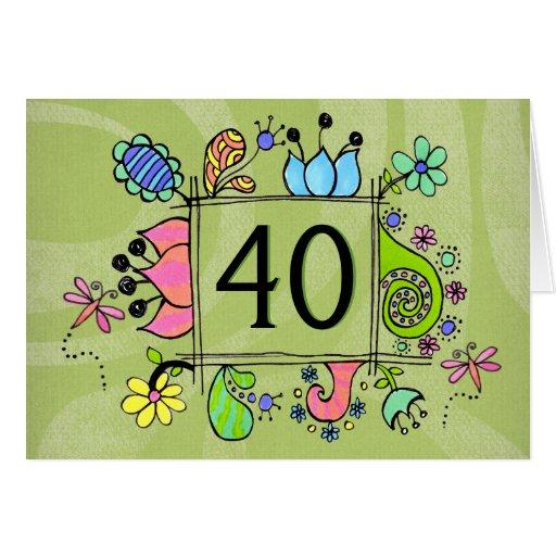 Imagenes De Cumpleanos Numero 40.Dedicatorias Para Cumpleanos Numero Forty