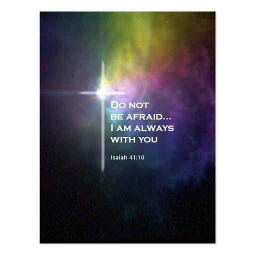 41:10 de Isaías Tarjetas Postales