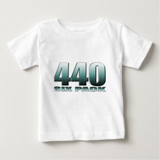 440 seis regates mopar del paquete camisetas