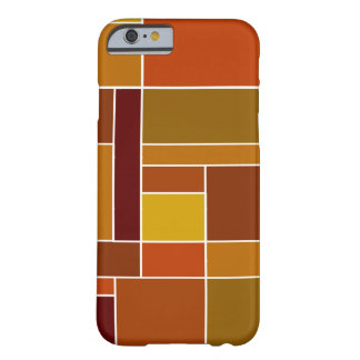 #488 abstracto funda barely there iPhone 6