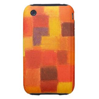 4 casamata del iPhone 3G/3GS del otoño de las Tough iPhone 3 Carcasa