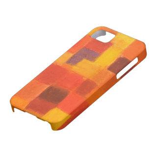 4 caso Barely There del iPhone 5 del otoño de las iPhone 5 Case-Mate Cárcasas