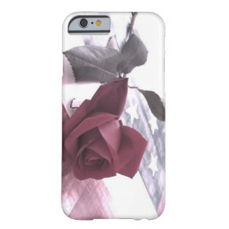 4 color de rosa patrióticos funda barely there iPhone 6