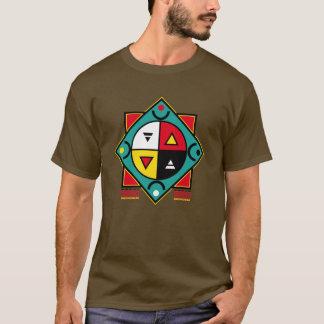 4 elements OHOHUIHCAN Camiseta