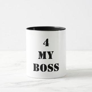 4 mi Boss Taza