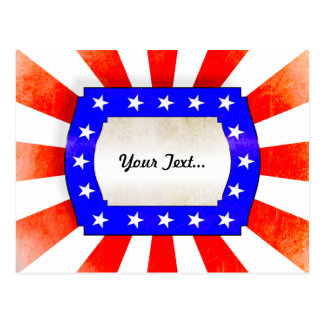 4th July Independence Day Postal