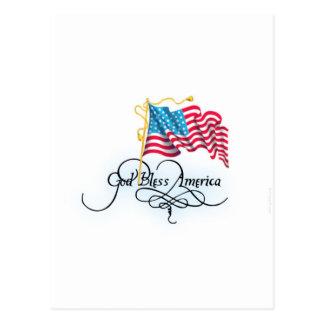 4th-of-july postal