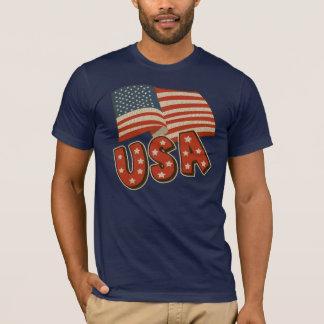 4to de las camisetas de julio los E.E.U.U.