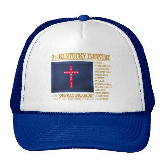 4to Infantería de Kentucky (BA2) Gorra