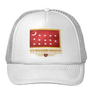 4to Infantería de Missouri Gorro De Camionero