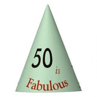 50 es gris-verdes en colores pastel del gorra de