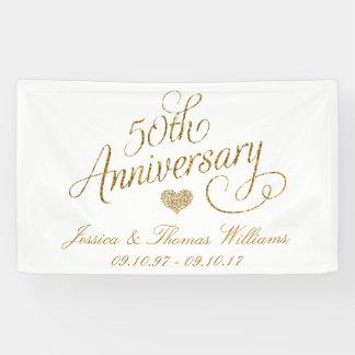 50.o Aniversario de boda de oro