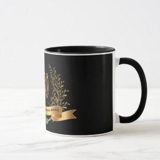 50.o aniversario de boda feliz su taza de café