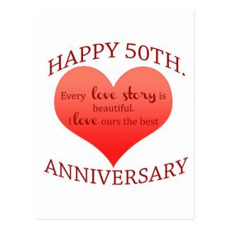 50.o. Aniversario Postal