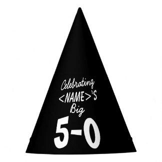 50.o blanco personalizado del negro del gorra de