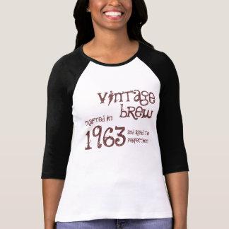 50.o Brew 1963 del vintage del regalo de Camisas