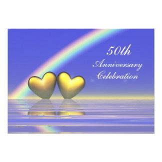 50.o Corazones de oro del aniversario