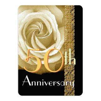 50.o Invitación V01A subió CHAMPÁN del aniversario