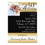 50.o Invitaciones de la foto de la fiesta de Invitaciones Personalizada