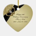 50.o Ornamento del aniversario de boda