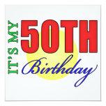 50.os regalos de la fiesta de cumpleaños de la anuncios