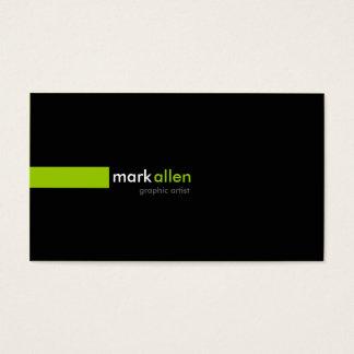 519 modernos de encargo tarjeta de negocios