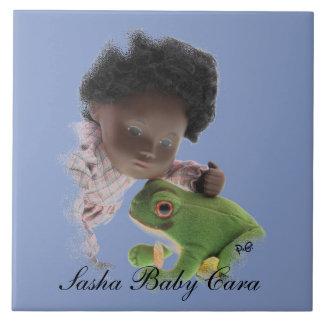 519 Sasha Cara Black bebé baldosa