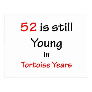 52 años de la tortuga postal