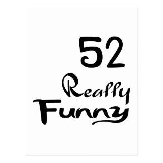52 diseños realmente divertidos del cumpleaños postal