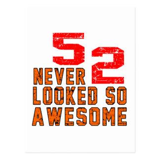 52 nunca parecidos tan impresionantes postal