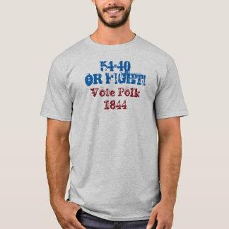54-40 o lucha camiseta