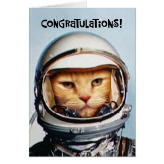 54.a enhorabuena divertida del aniversario tarjeta de felicitación