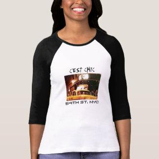 54.o ST. NYC Camisetas