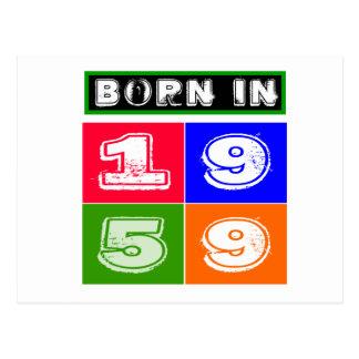 55 diseños del cumpleaños postal