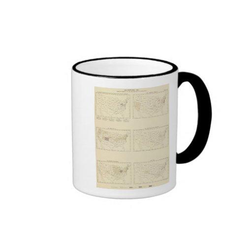 55 fabrica 1890 tazas de café