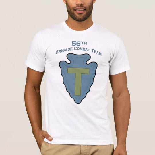 56.o Camiseta del remiendo de hombro del equipo de