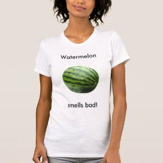 ¡586px-Watermelon.svg, sandía, huele malo! Camisetas