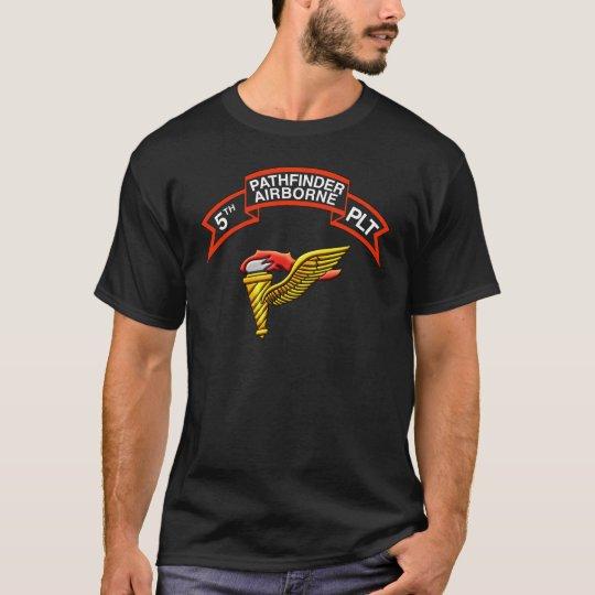 5to Camisa de la pinta del pelotón de los INF
