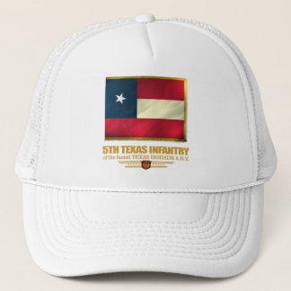 5to Infantería de Tejas Gorra De Camionero