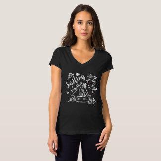 5to Sr. señora camiseta del regalo del aniversario