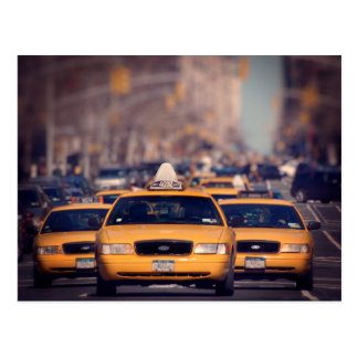 5to Taxis de la avenida Postal