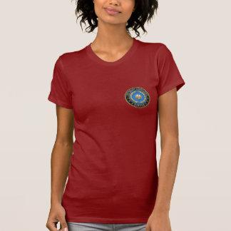 [600] CG: Teniente comandante (LCDR) Camisetas