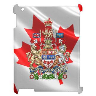[600] Escudo de armas de Canadá [3D]