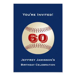 60.o Béisbol de la invitación de la fiesta de